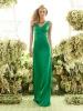 Green bridesmaids dresses BM82455