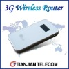 fashion protable wireless 3g router