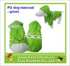Waterproof dog apparel