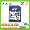 Hot Selling Mini SD Card(512MB 1GB 2GB 4GB 8GB)