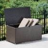 outdoor wicker cushion box (SV-201070)