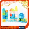 Safe paint wooden toys educational