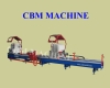 Two head cutting machine of window machine
