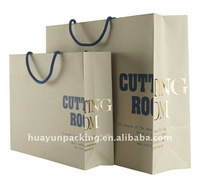 Fashion craft Paper handle bag