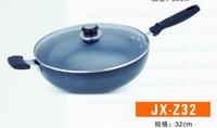 Non-stick aluminum chinese Wok