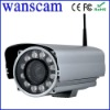 27 Times Optical Zoom H.264 Outdoor Waterproof Bullet IR Zoom WIFI CCD IP Camera