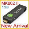 MK802 II Mini Android 4.0 PC Android TV Box A10 Cortex A8 1GB RAM 4G ROM HDMI TF Card