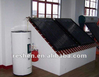 300L Pump Circulating Heat Pipe Solar Hot Water System