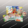 Baby board book with CD/DVD book printing company