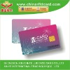 Contact IC white Card/Contct Smart white Card/Contact white Card with ISO7816