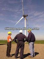 200kw wind solar hybrid system 100KW wind turbine hybrid with 100KW Solar panel