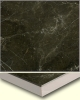Grey marble tile laminated panel