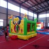 2010 best-selling inflatable Monkey castle inflatable slide inflatable bouncer inflatable castle