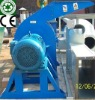 Wood crusher with CE approved for integrated type