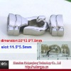 11.5*5.5mm slot stainless steel claw clasp