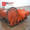 Top quality dry grinding ball mill for beneficiation and construction