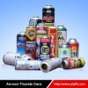 Tinplate/Aluminium empty Aerosol packing Cans