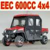 EEC 4x4 600cc 4 Seat UTV
