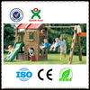 Newly best kids playground equipment (QX-11015B)