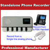1 Channel telephone recorder with SD card DAR-1001