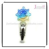 hotsale glass wine bottle stopper