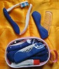 Toothbrush and Toothpaste Travel Set