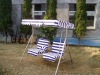 2 seater garden swing chair(HL-63034)