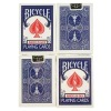 4 Pack Bicycle Poker Playing Cards Blue Mandolin Back Sealed Decks Official Game