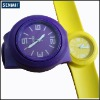 SM-SLW 025 Wholesale Silicone Slap Watch