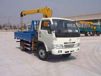 Dongfeng truck crane