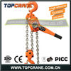 0.75t-9t Lever chain pulley block/hoist