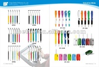 2012 new promotional plastic ball point pen