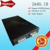 2600W Class D Digital Sound Mono Car Amplifier Auto Audio