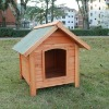 Natural Wooden Dog kennel House