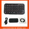 High quality Handy 49 keys Mini Bluetooth Keybaord for PS3,Tablet PC ,Smartphones,pc and HTPC