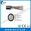 Stranded Loose Tube Single Mode GYTA Outdoor Fiber Optic Cable