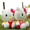 Hello kitty cat plush toys Birthday gifts Valentine's Day Large 60cm Hello Kitty dolls