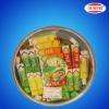 Yummy Fruity 5 Sticks Chewing Gum