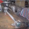 Rockwool Raw Materials CRLS200 Tube Screw Conveyor Export to Thailand