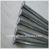 polished galvanized iron common round nails