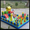 Exciting kids indoor games PCV material bouncy castles inflatables
