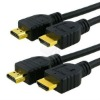 HDMI Cable, 6 ft. (2 Pack)