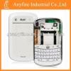9900 housing white full housing for mobile phone 9900