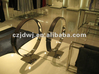 store and supermarket belt standing rack exhibition rack