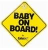 Baby on board sign ,die cut sign ,die cut sheet ,plastic hang tag