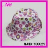 wholesale cheap tweed lady bucket hat