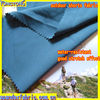 Water repellent 4 way spandex outdoor shorts fabrics