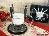 New hot chocolate pot