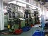 vacuum chamber type hydraulic molding machine