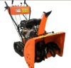 2012 new model--road snow sweeper with track (9.0HP)